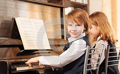 钢琴学习中的困难